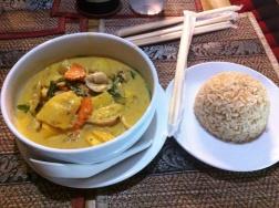 Curry fabuloso