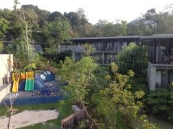 Hotel Pullman - Vista desde el gimnasio