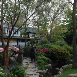 Los jardines del Tivoli