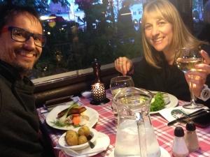 Cenando en Groeften - Tivoli