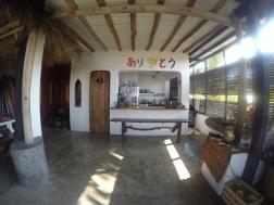 La cocina de Casa Love - Sayulita