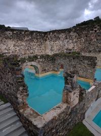 Quién no quieres bañarse en la Hacienda Santa María Regla?